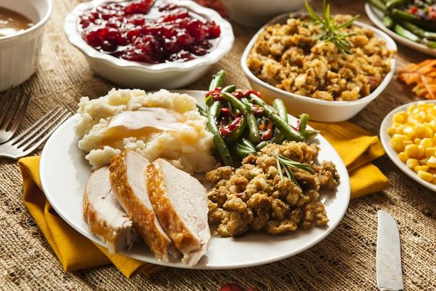 Thanksgiving Dining Deals Around Washington