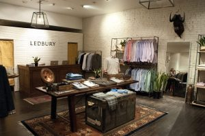 Richmond Menswear Brand Ledbury Pops Up Friday in Georgetown (Photos)