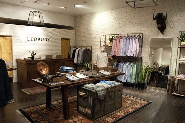 Richmond Menswear Brand Ledbury Pops Up Friday in Georgetown (Photos)