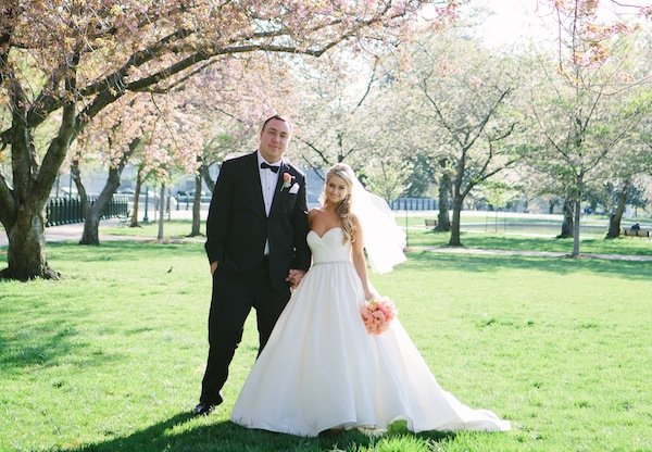 Real Wedding: Colette and David