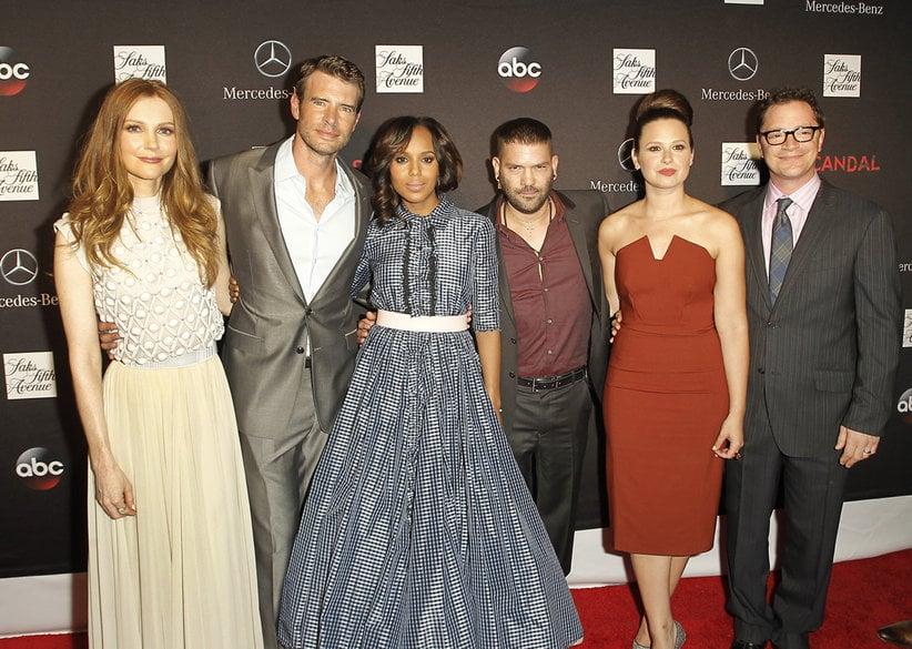 Olivia Pope Style: The Gladiator Wears Prada