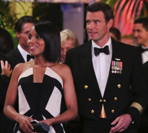 Olivia Pope Style: Enchanting Eveningwear