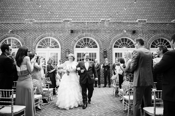 Real Wedding: Andrea and Richard
