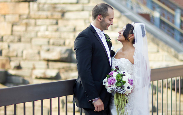 Real Wedding: Cindy and Dante