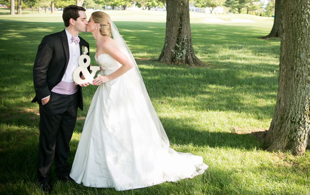 Real Wedding: Erin and James