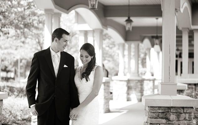 Real Wedding: Rachel and Daniel
