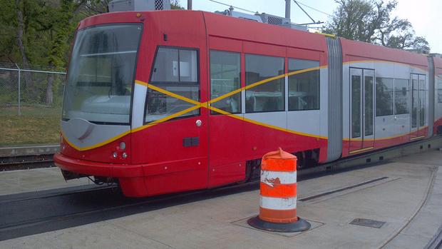 DC Streetcar Finally Making Public Debut Friday Night