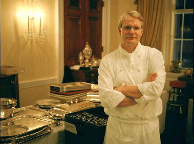 Former White House Chef John Moeller on What It's Like to Cook for 3 Presidents