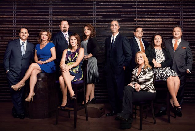 Our Time: Success Stories of Washingtonians of Latino and Hispanic Descent