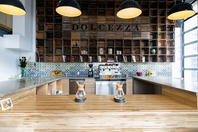 Dolcezza Opens Its Factory to the Public This Weekend