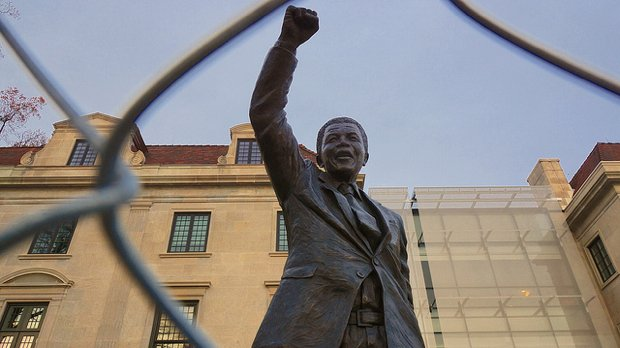 DC Will Mourn Nelson Mandela With Week of Tributes