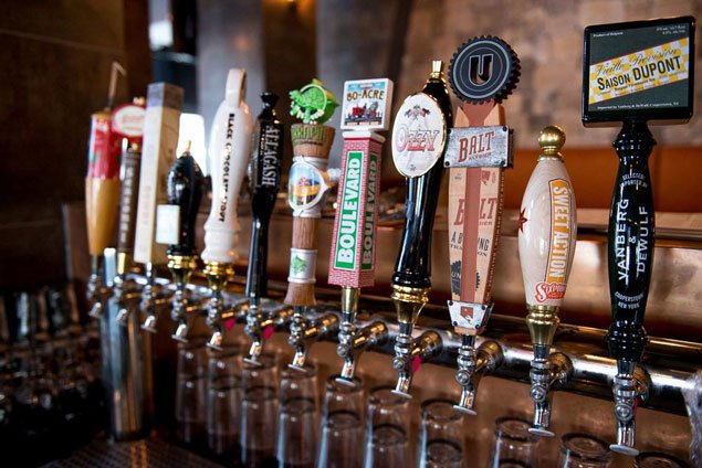 Take a Look Inside City Tap House, Opening Monday (Photos and Menu)