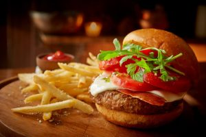Lunch Break: Comparing the Burgers at Olive Garden, Applebee's, TGI Fridays, and Ruby Tuesday