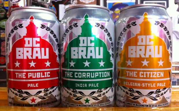 Update: DC Brau Pushes New Brewery to Change Its Name Months Before Opening