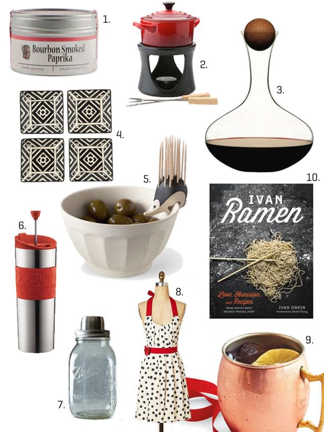 Food Lover's Gift Guide: 10 (Impressive) Presents Under