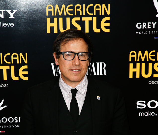 """American Hustle"" Director David O. Russell on Movies and Making Them Personal"