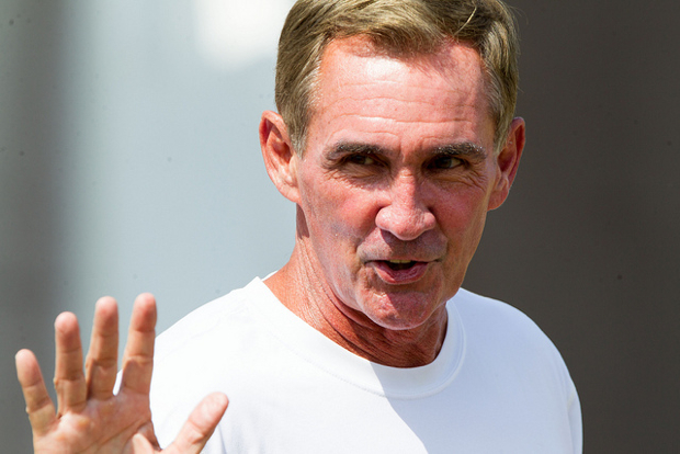 Redskins Put Mike Shanahan Out of His Misery
