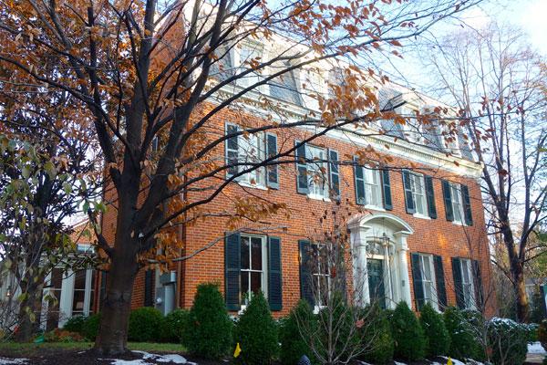 Williams addison house washingtonian for The addison house