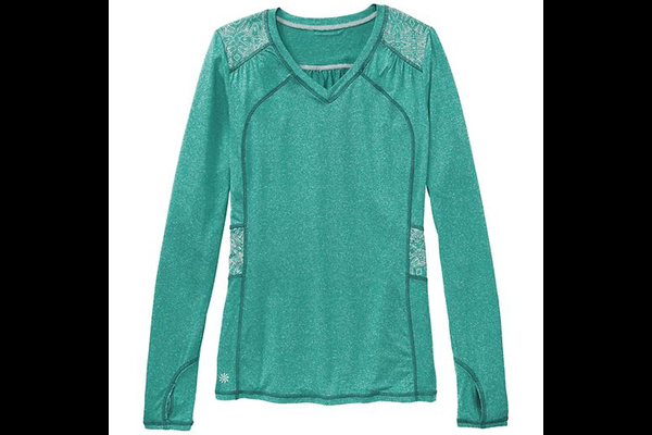 Athleta Northern Lights Top