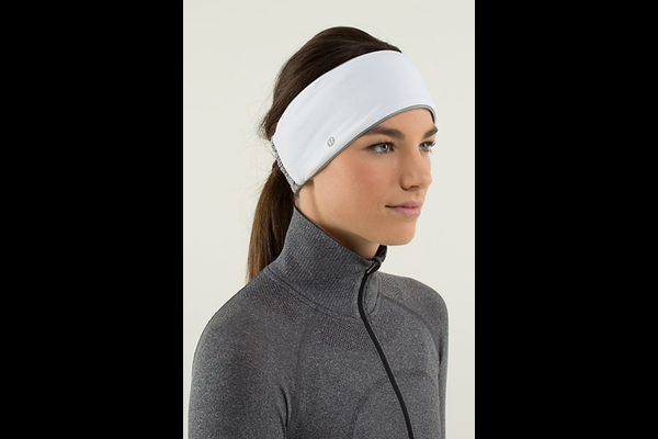 Lululemon Frosty Run Ear Warmer