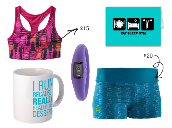 Fitness Gift Guide: Last-Minute Stocking Stuffers Under  (Photos)
