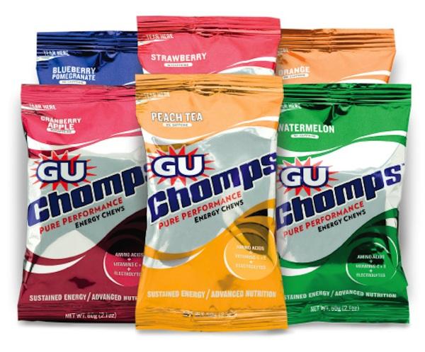 Gu Energy Chomps