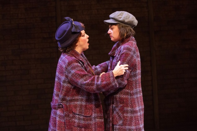 """Theater Review: """"Gypsy"""" at Signature Theatre"""
