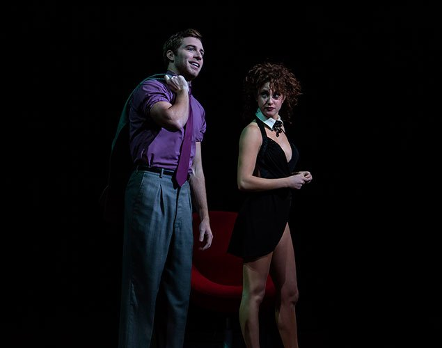 """Theater Review: """"Flashdance—the Musical"""" at the Kennedy Center"""