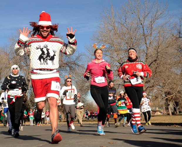 Ugly Sweater Run Comes to DC