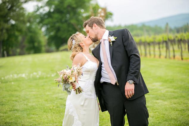 Real Wedding: Chris and Liz