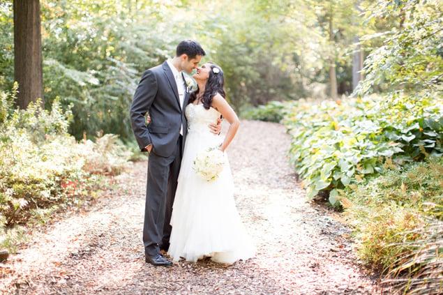 Real Wedding: Edwin and Priyanka