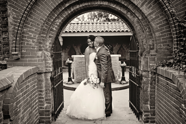 Real Wedding: Kelley and Ornette