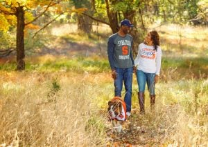 Engagement Session: Angelisse and Marcus