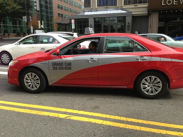 "Undercover Inspections Cite DC Taxi Drivers for ""Broken"" Credit Card Readers, Refusals to Provide Service"