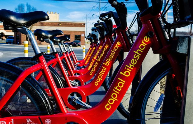 Believe It or Not, People Used Capital Bikeshare More Than 2,300 Times in the Polar Vortex