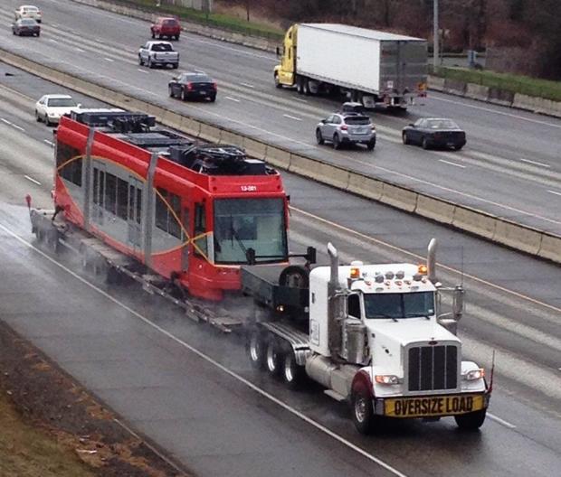 Streetcar Lurches Closer to Passenger Service