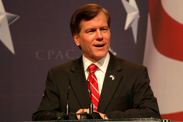 Former Virginia Governor Bob McDonnell and Wife Maureen Charged in Gifts Scheme