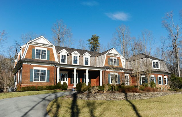 Luxury Home Sales: Bye-Bye, Jim Zorn