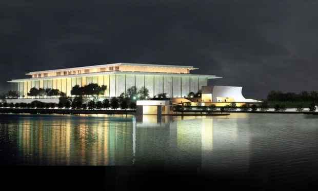 Here's What the Kennedy Center Will Look Like in 2017