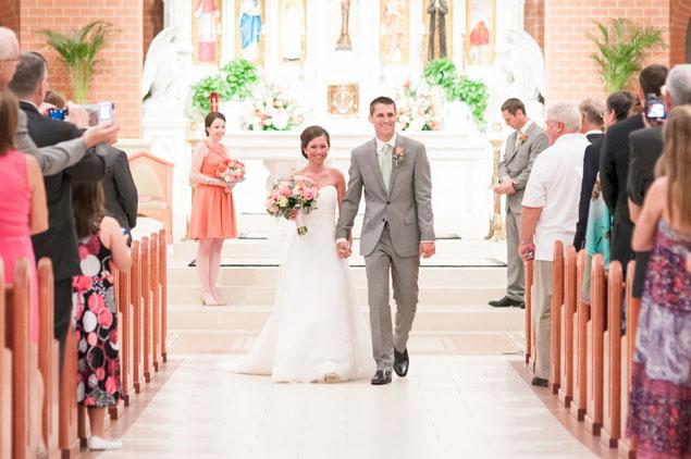 Real Wedding: Rebecca and Micah