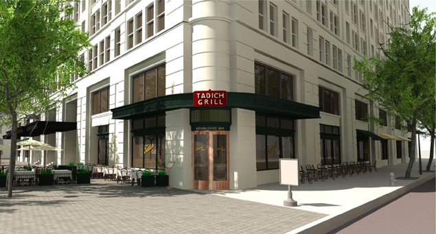 Update: Tadich Grill Underway in DC
