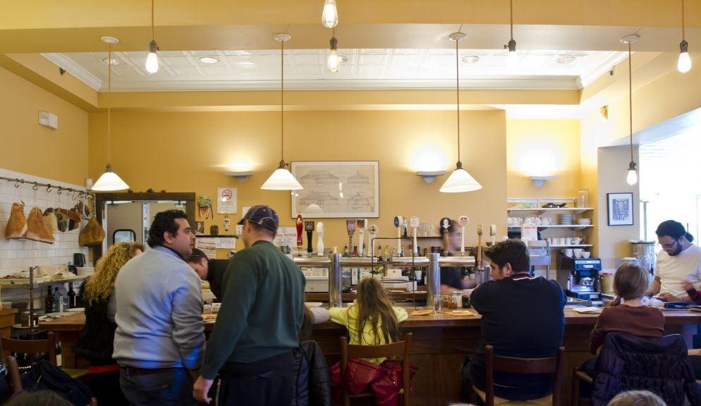 100 Very Best Restaurants 2014: 2 Amys | Washingtonian