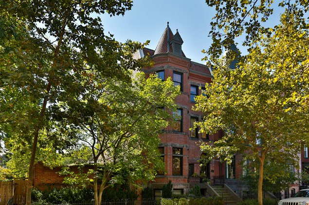 Most Expensive Homes on the Market: A Former B&B in Logan Circle (Photos)