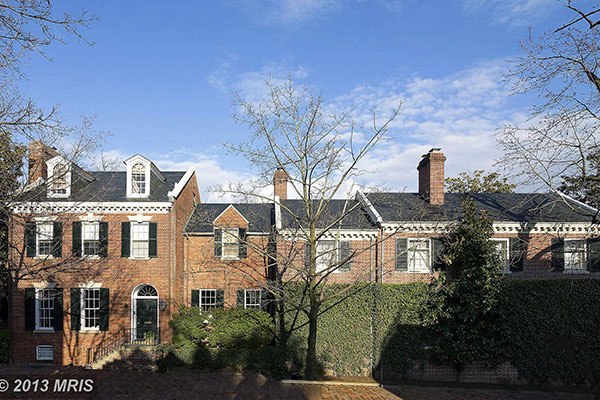 5) 1405 34th St., NW