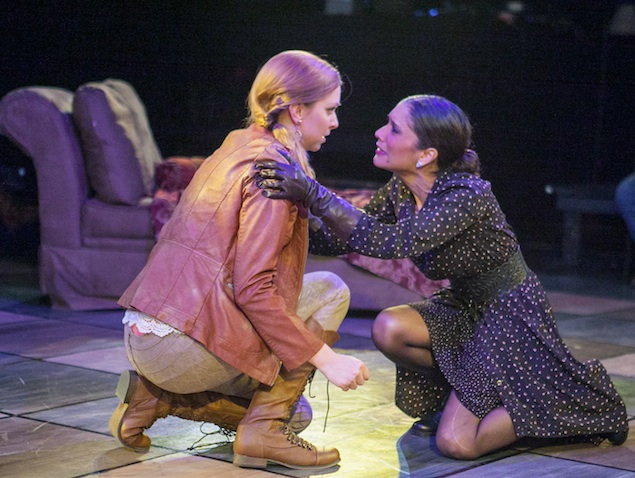 """Theater Review: """"Glassheart"""" at Rorschach Theatre"""