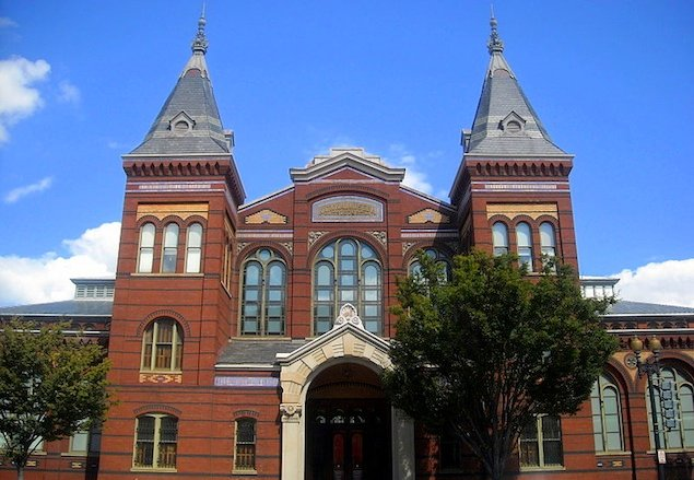 Smithsonian Arts and Industries Building Will Remain Closed