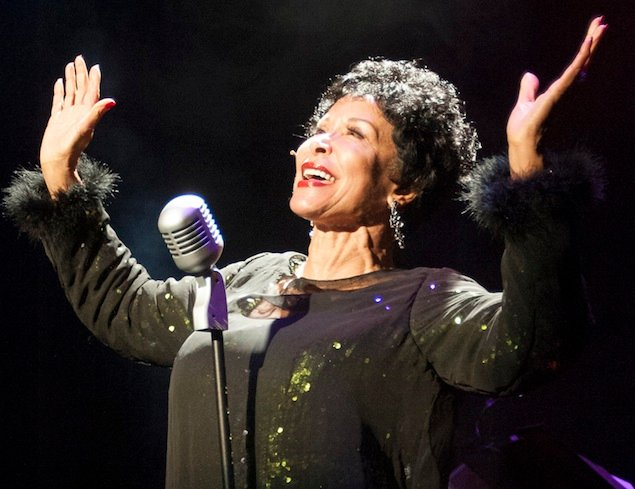 """Theater Review: """"Ella Fitzgerald: First Lady of Song"""" at MetroStage"""