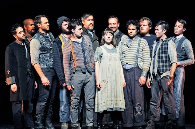 "Theater Review: ""Peter and the Starcatcher"" at the Kennedy Center"