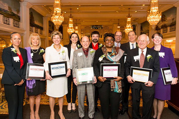 The 42nd Washingtonians of the Year Luncheon (Photos)