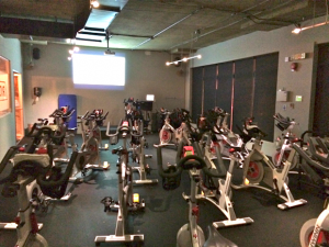 Fitness Class Review: Live Tracking at Ride DC